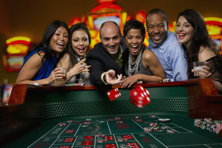 Advantages As Well As Factors To Play Online Casino