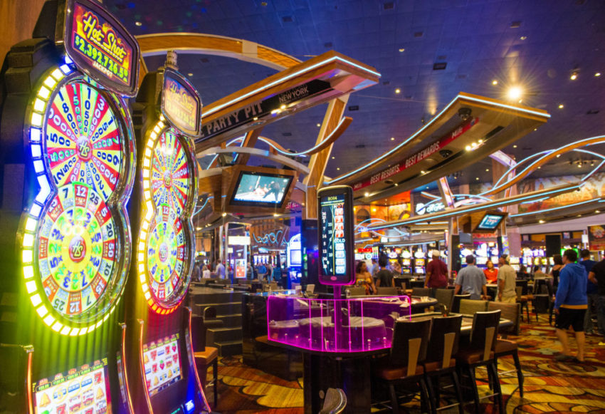 Casino Calm Down It Is Play Time!