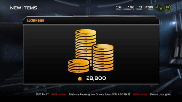 Madden NFL 21 – The Golden Tickets Event Continues