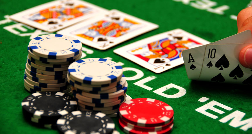 The Development Of Online Casino