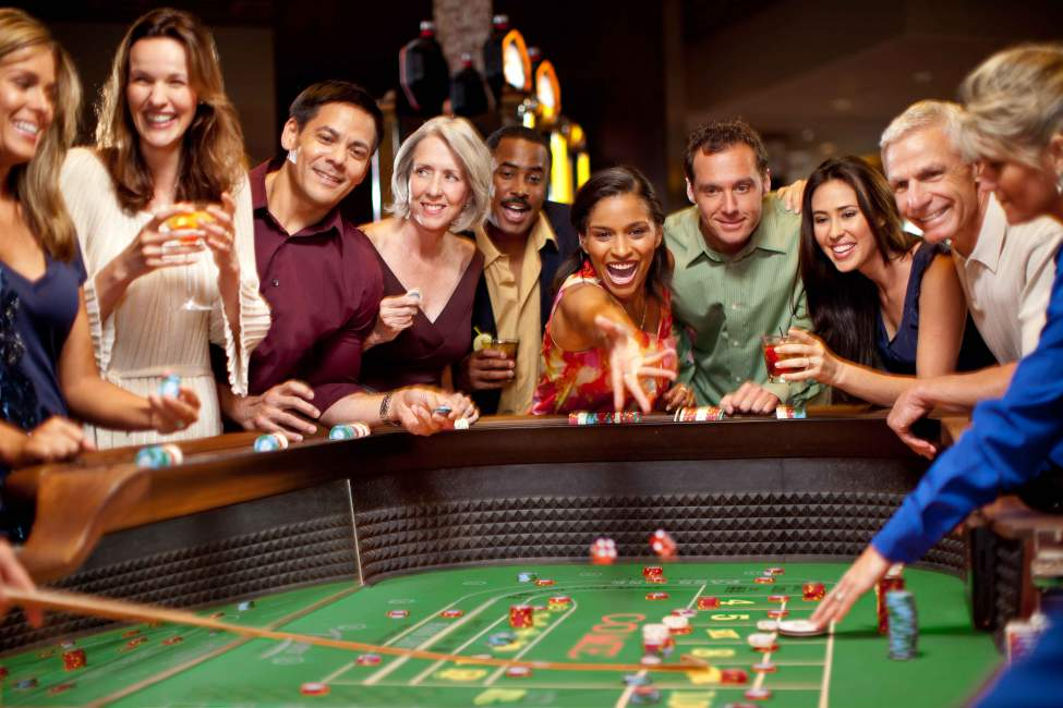 Three Reasons To Cease Fascinated by Casino