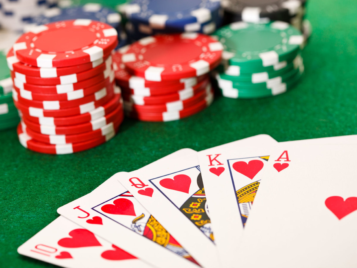 The Way To Get A Fabulous Casino Game On A Tight Funds