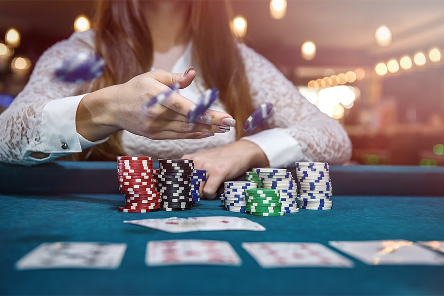 Does Online Gambling Sometimes Make You're Feeling Silly